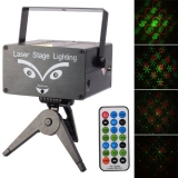 Mini Laser Stage Lighting MP3