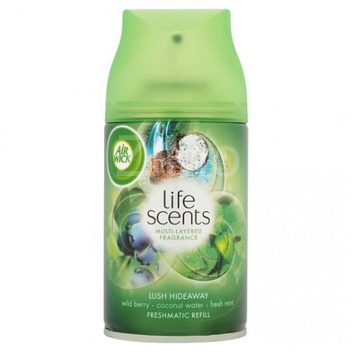 Air Wick Freshmatic náplň Life Scents Lush Hideaway 250 ml