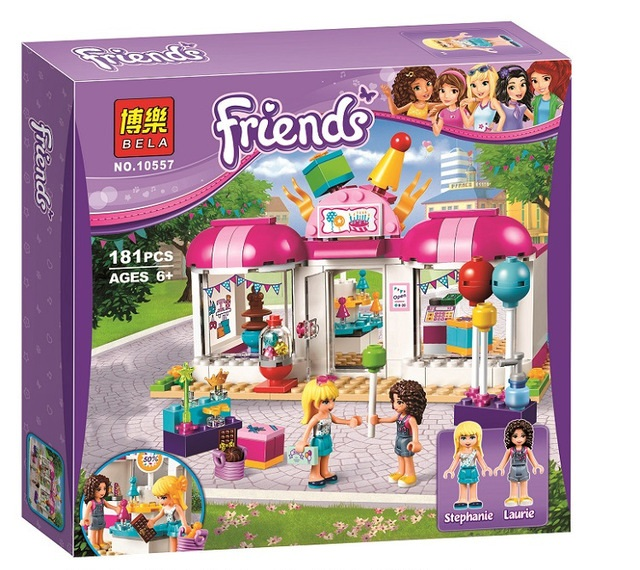 Stavebnice BELA - Friends 10557