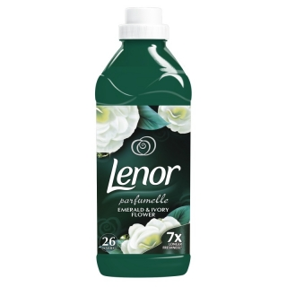 Aviváž LENOR 780 ml Emerald&Ivory